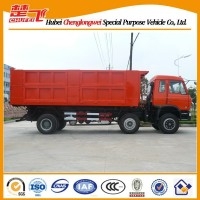 Dongfeng 3 axles 6X2 dump truck dealer