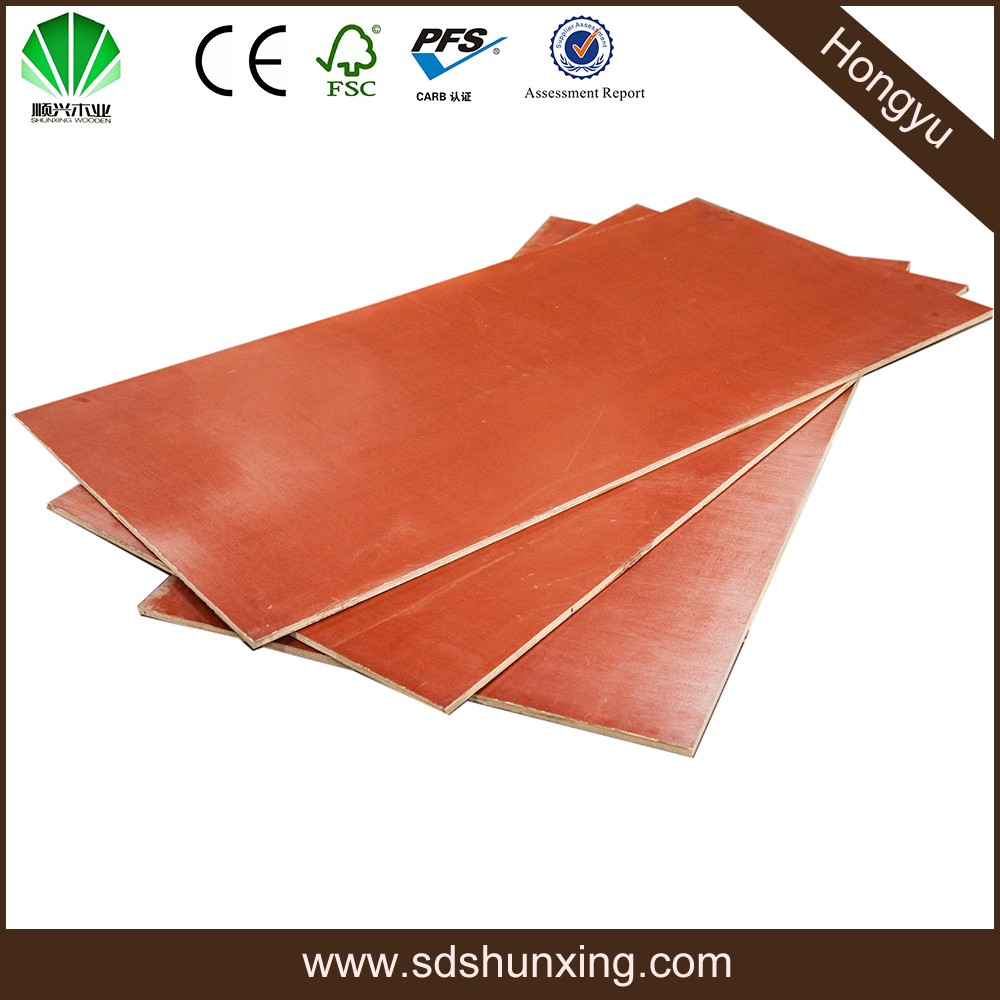 Best price phenolic coated plywood film faced plywood