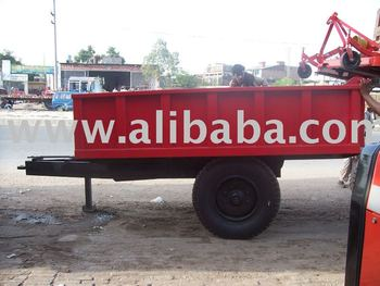 Hydraulic Tipping Trailer