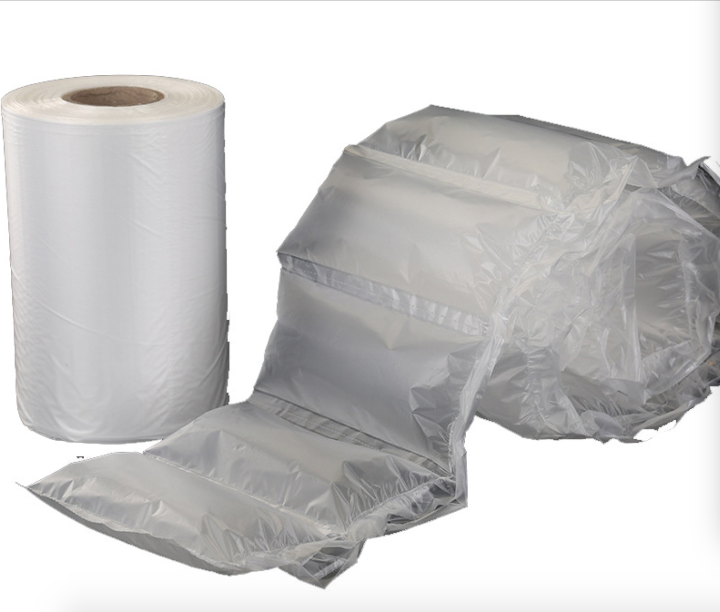 Wholesale Transparent HDPE Void Roll Filling Air Void <strong>Film</strong>