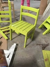 Top quality manufacture solid wood design dining chair