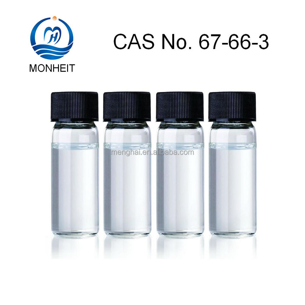 Affordable Price Chloroform Or Trichloromethane CAS: 67-66-3