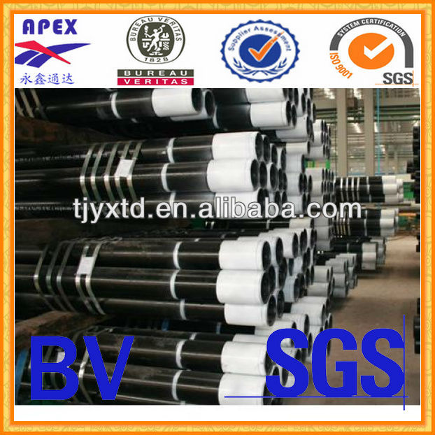 oil and gas tubing and casing pipes