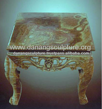 Marble square table DSF-BG062