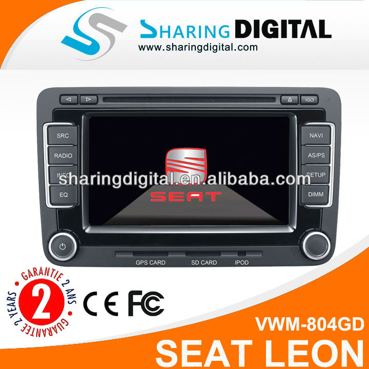 "Sharing Digital VWM-804GD 6.5""car DVD player with GPS for Sharan 2010~2011"