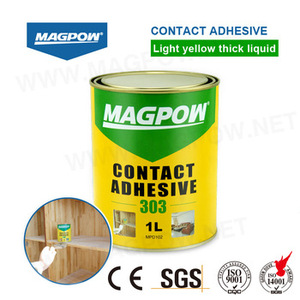 Magpow Footwear Contact Cement Adhesive Glue For Brake Shoes