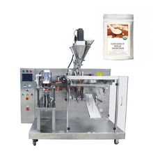 Zipper pouch milk powder weighing filling machine ziplock doypack milk power filling machine <strong>equipment</strong>