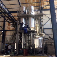 CaCl2 Production Multi Effect Vacuum Evaporation