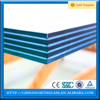 Wholesale PVB SGP 6.38mm 8.38mm 10.38mm clear or colored laminated glass with EN/SGCC/AS certificate