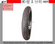 motorcycle tire 2.50-17 front tyre