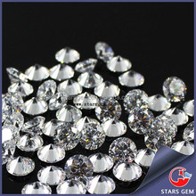 wholesale supplier hot selling 2mm rough synthetic gemstones