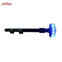 Wholesale Blue Led Pole Light High Quality Waterproof Bright Dc12v/24v Led Motorcycle Pole Light for Police