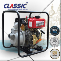 CLASSIC(CHINA) Price for Home Use 4 inch Portable Diesel Dirty Water Pump