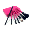From Producer 7pcs makeup brushes tool kits with Tin box package