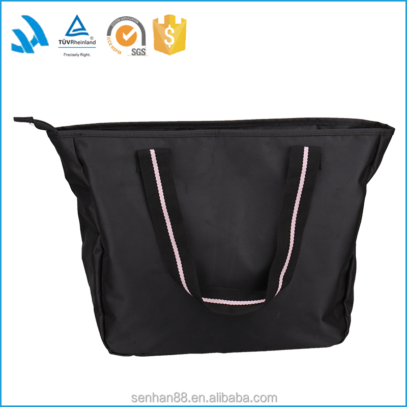 OEM China Manufactures Polyester Shopping Tote Bag Wholesale