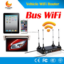Public BUS Car Wifi industrial 4G wireless router 4g modem Industrial M2M LTE 4G dual sim router 3g 4g wireless router with sim