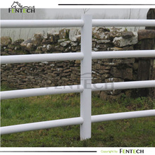 Hot Popuar Durable Equestrianism Galvanized Pipe Horse Fence Panels