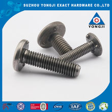 Standard and Non-Standard Carbon Steel Flat Head Bolt