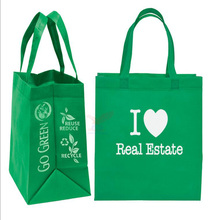 Eco Promotional Product And Non Woven Foldable Tote Bag
