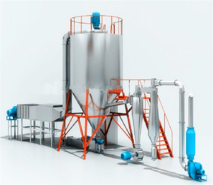 Lab scale chemical resistant spray dryer price affordable in India
