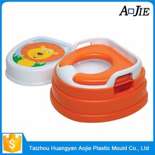 Europe Quality Worth Buying 4 in 1 Baby Plastic Inflatable Potty