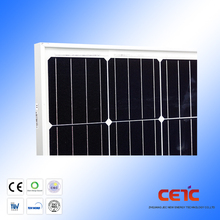 250W price per watt monocrystalline silicon solar panel