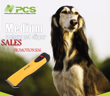 Professional Rechargeable Pet Dog Hair Clipper Trimmer