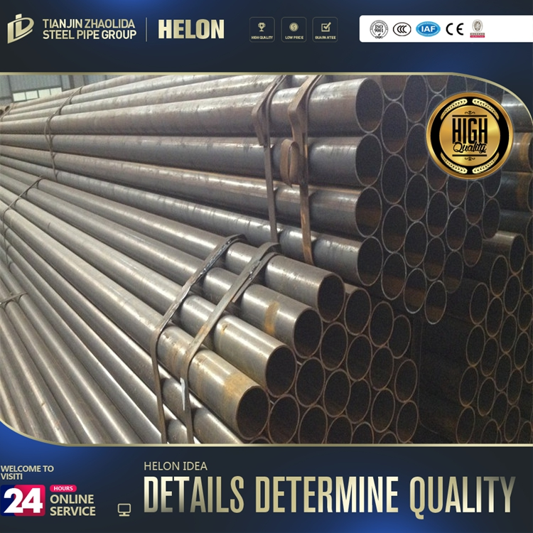 carbon steel structure pipe ! astm a523 black steel pipe long black tube