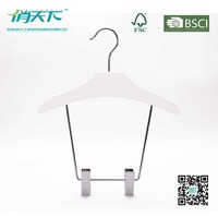Betterall White Color Small Size Baby Clothes Hanger
