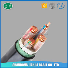 China Wire Cable Supplier PVC XLPE Insulated 4 Core 25mm 35mm 50mm 70mm Power Cable