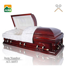 AT-A853 hot sale caskets bed supplier