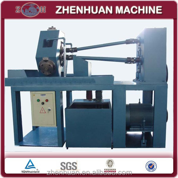 Aluminium extruded fin tube machine