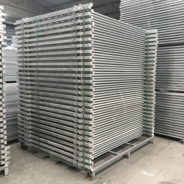 40*80mm oval pipe sheep panel/horse panel/cattle panel livestock fence