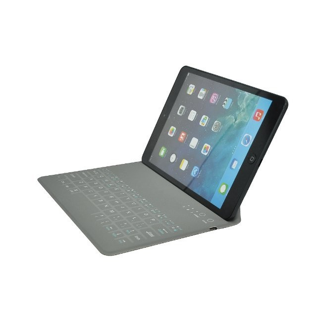 New design Wireless Blutooth Keyboard Leather Case for universal Tablet PC