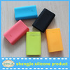hot sale silicone power bank case for MI