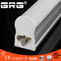 0.6m T5 led lighting,led tube light fitting throught PSE ROSE CE certificates in guangzhou supplier