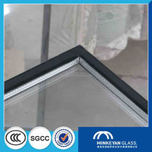 1/2' inch large glass windows, insulated glass sheets from China