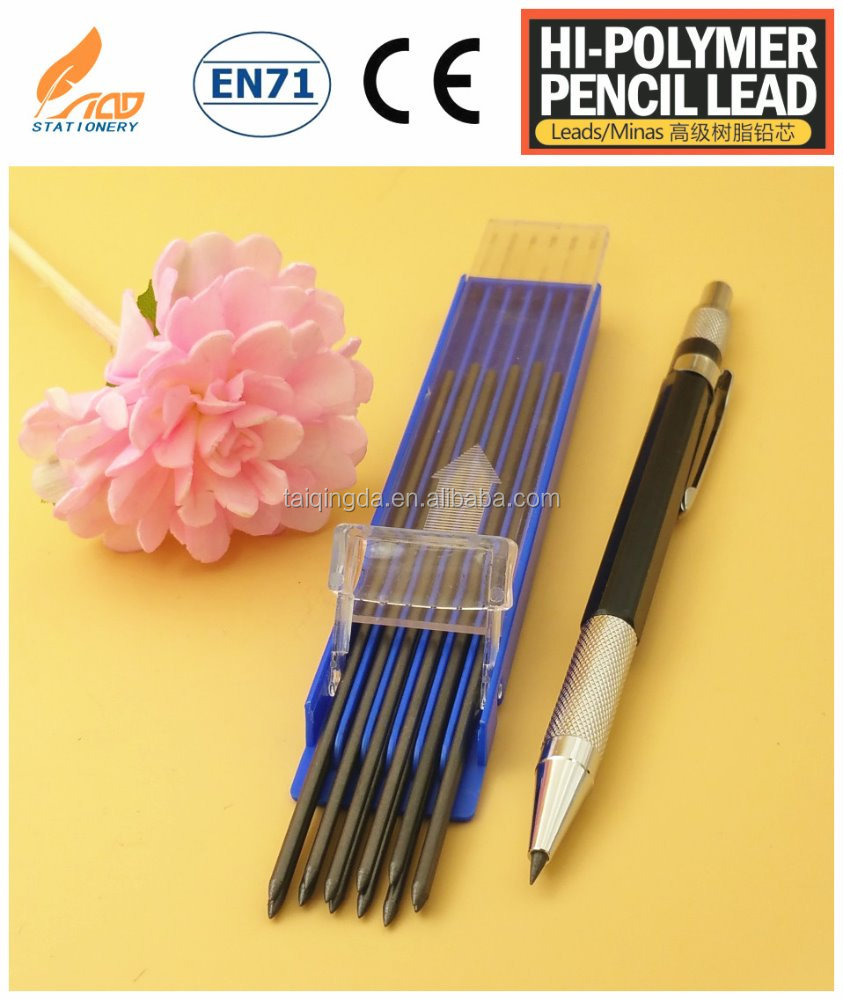 2.0mm mechanical pencil leads blister card package
