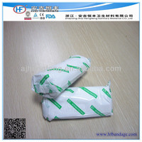 Medical gypsona plaster of paris bandage