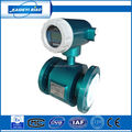 full bore type electro magnetic sea water flowmeter china supplier