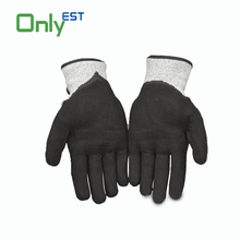 Firm grip cut resistant shockproof gloves for finger protection