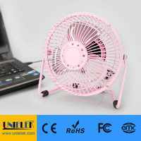 12v mini fan blower with 360 rotation gift for PC laptop notebook portable usb fan with strong wind
