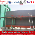 Shot blasting equipment for Vertical plate cleaning