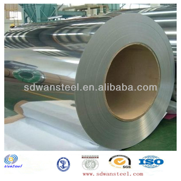 202Cold Rolled Stainless Steel Coil