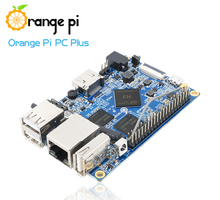 NEW ! Orange Pi PC Plus Support Lubuntu linux and android mini PC Beyond Raspberry Pi 2 CPU Quad Core 1.6G 1G