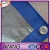 Strong Style HDPE Tarpaulin Sheet UV Treated with Rustproof Aluminum Eyelets 1M Interval