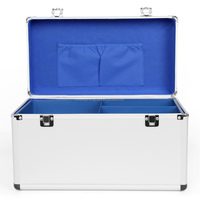 wholesale price aluminum first aid box kit items