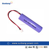 Good quality Rechargeable 18650 lithium lion car battery 18650 3.7v 2700mah li polymer battery