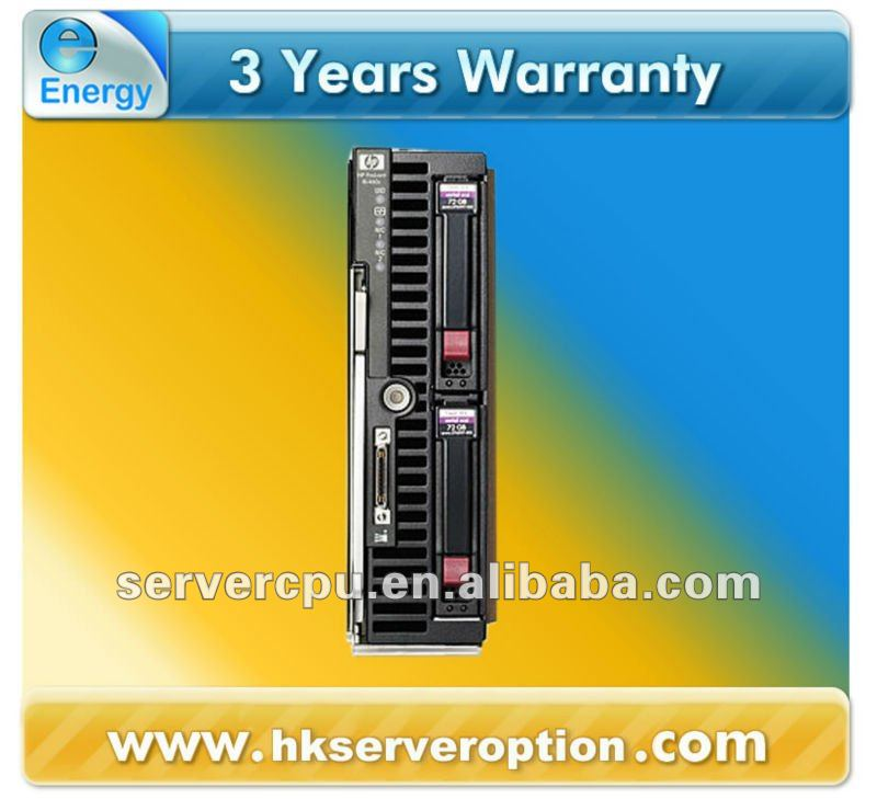 461604-B21 ProLiant BL460c L5240 3.0GHz Dual Core 2GB Blade Server