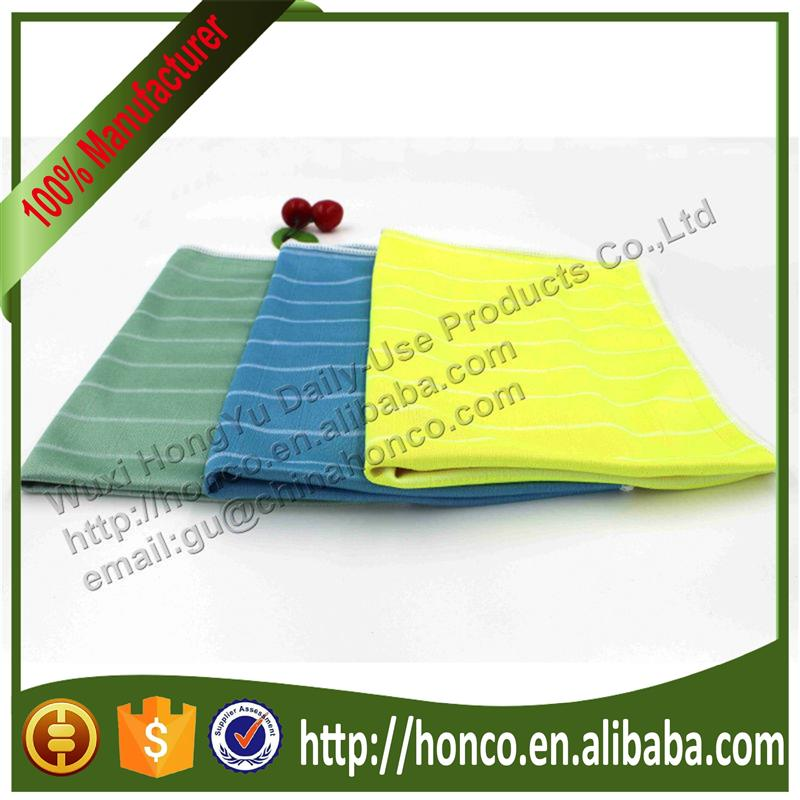 kitchen bamboo microfiber towel with CE certificate